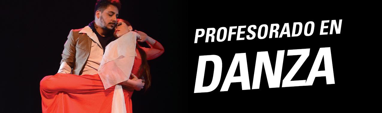 Profesorado de danza